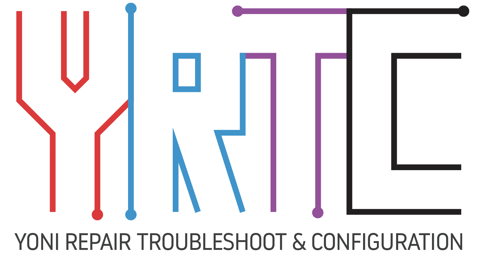 Yoni Repair Troubleshoot & Configuration